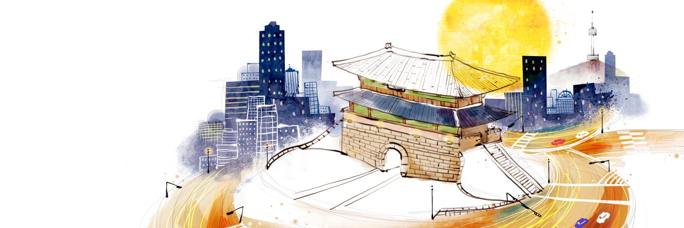漫遊首爾 繽紛假期